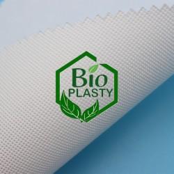 Bio netkaná textília